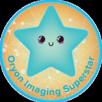 Oryon Imaging Children's Sticker