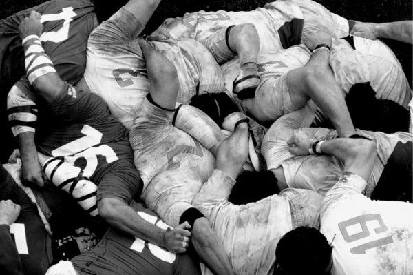 Rugby injuries