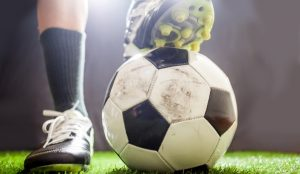 Football and the ankle