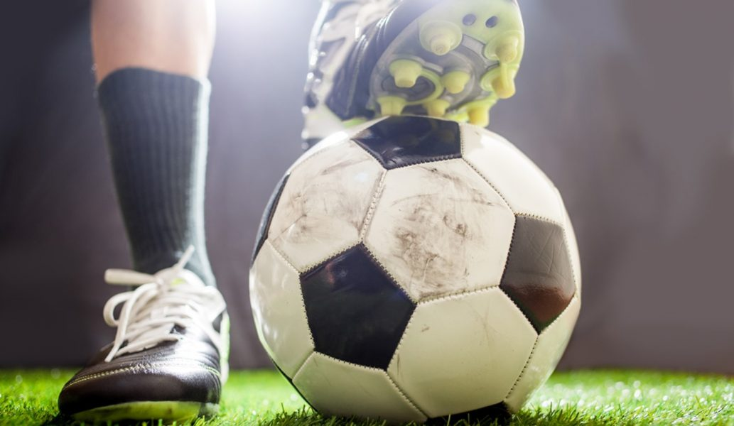 Football ankle