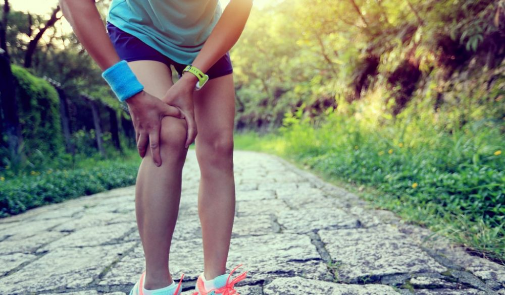 Running injuries - knee